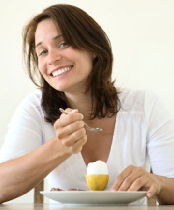 Protein at breakfast increases Weight Loss
