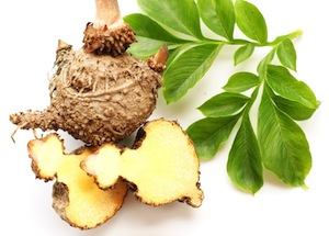 The Super Fiber For Weight Loss is Konjac Root (Glucomannan)