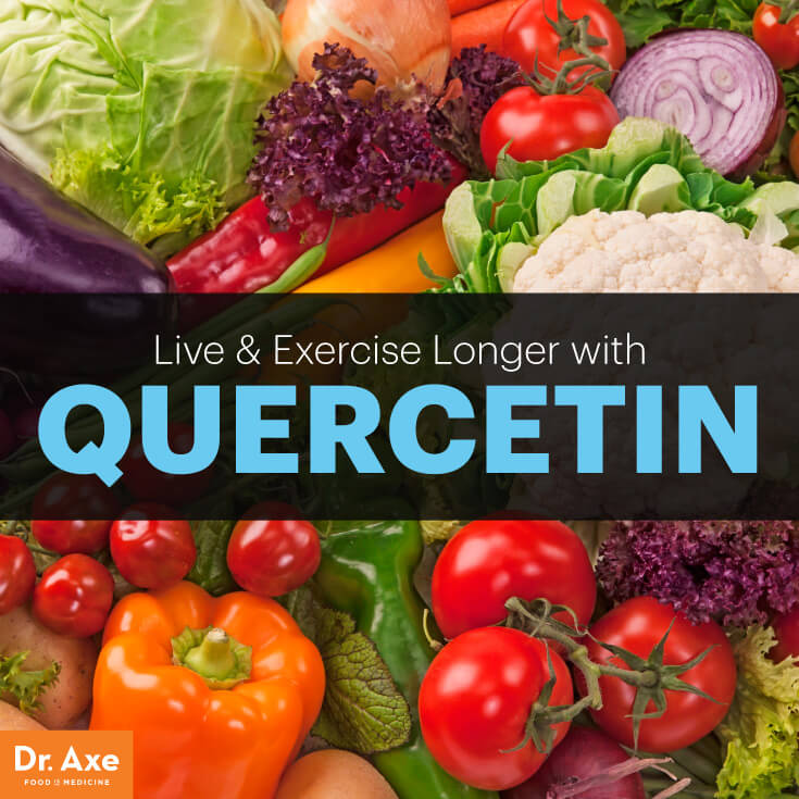 Quercetin slows NAD+ consumption to combat Aging