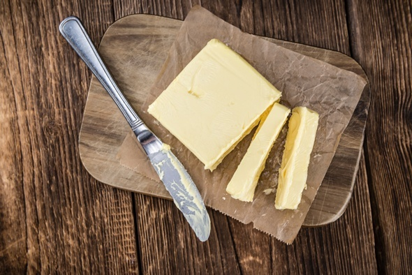 No, Butter is NOT bad for your heart health