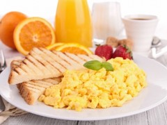 High-Protein Breakfasts Burn Calories and Reduce Hunger