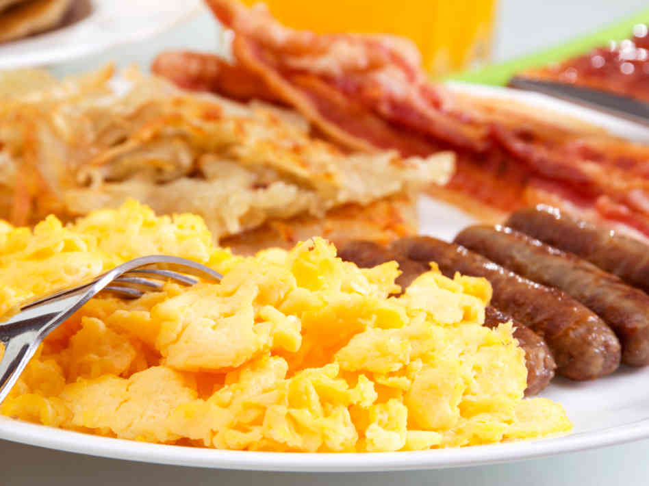 Eat a big breakfast for more weight loss