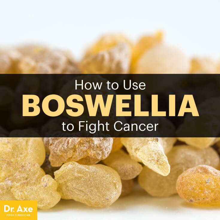 Boswellia Seratta (Frankincense) a powerful Cancer Fighter