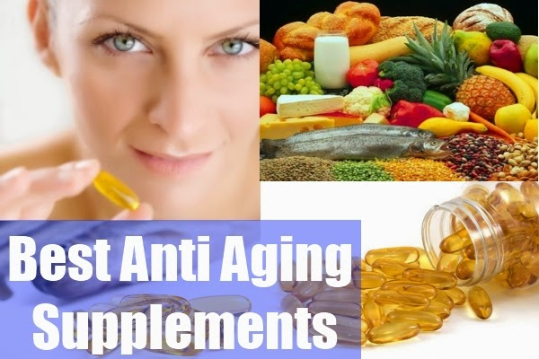 Herbs and Supplements for Healthy Aging
