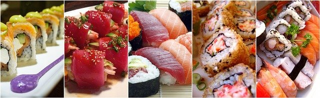 Yes, Sushi is very good for your health